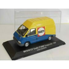 RENAULT TRAFIC T1100 1989 DARTY NOREV Collection M6 1:43