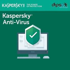 Kaspersky Anti-virus 2020 1 anno 1 PC 2019 IT