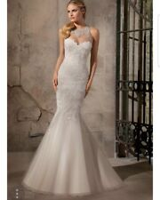 Wedding Dress Mori Lee Size 10