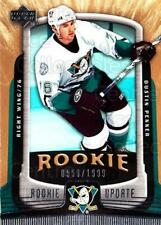2005-06 Upper Deck Rookie Update #101 Dustin Penner