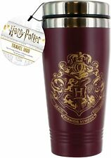 Cup Travel Thermos Hogwarts Harry Potter Crest Travel Mug 7 1/8in Paladone