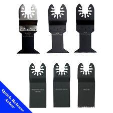 6 Saw Blade Oscillating Multi Tool Stanley Fein Multimaster Ryobi Chicago Bosch