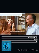 "Michel Piccoli, Romy Schneider, Jacques Dutronc in ""MADO"" von Claude Sautet"