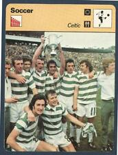 SPORTSCASTER-1979-EDITIONS RENCONTRE-CELTIC CELEBRATE V RANGERS 1977 CUP FINAL