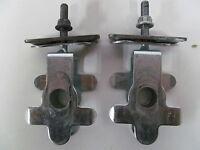 98 99 00 01 02 03 04 05 06 Katana GSX 600 750 F rear axle adjusters blocks bolts