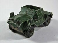 Corgi Juniors vintage Daimler Scout Car Gt Britain Diecast Toy C11