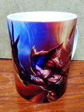 cup Ahri raposa ignea LOL League of Legends mug cup