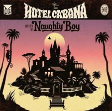 NAUGHTY BOY - HOTEL CABANA  CD  18 TRACKS INTERNATIONAL POP  NEU