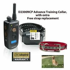 Dogtra 2300NCP Expandable Advanced Training Collar & Free Strap