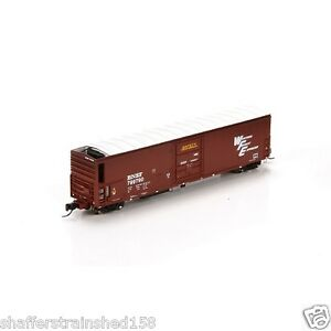 Athearn # 24777 57' Mechanical Reefer w/Sound, BNSF # 799790 N MIB