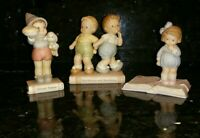 Lot Set of 3 Memories Of Yesterday Porcelain Figurines Enesco Limited Edition