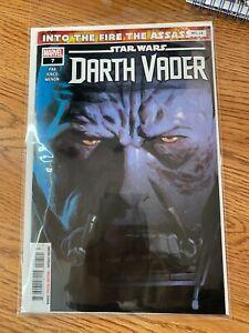 Star Wars Darth Vader 7 - High Grade Comic Book -B61-14