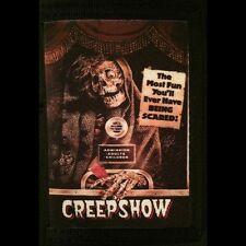 Creepshow Canvas Trifold Wallet Horror Punk Rockabilly Psychobilly