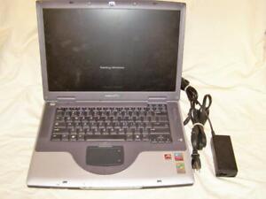 HP Compaq NX-7010 Pentium 2.0GHz  2GB, WIFI, Windows 7 XP Premium Home Pro Works