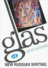 Glas №2 1991 Soviet Grotesque New Russian Writing Magazine USSR