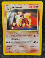 POKÉMON~ARCANINE~6~PROMO~BLACK STAR~NEAR MINT~ITALIANO