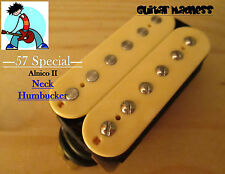 G.M. 57 Special  Alnico 2 Cream Humbucker Neck (50mm)for Gibson Epiphone®