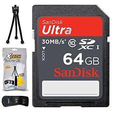 SanDisk 64GB SD Memory f/ Sony Alpha A380
