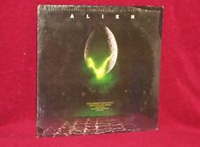 OST LP ALIEN JERRY GOLDSMITH 1979 20TH CENT FOX ORIGINAL PRESSING SEALED PROMO
