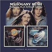 Mahogany Rush - IV/World Anthem [Remastered] (2010)