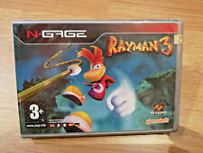RAYMAN 3 for NOKIA N-Gage BRAN NEW SEALED