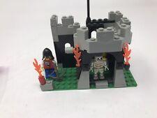 Lego 6036 Castle Royal Knights SKELETON SURPRISE Near complete