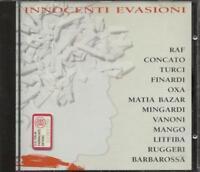 Innocenti Evasioni - Litfiba/Paola Turci/Matia Bazar/Vanoni/Battisti Cd Perfetto
