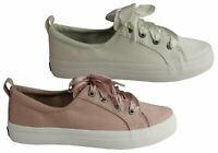 Sperry Womens Comfort Fashion Crest Vibe Satin Lace Sneaker Casuals - SSA