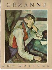 Faure Elie. Paul Cézanne. Braun, 1953