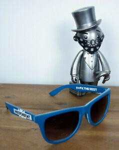 Independent Skateboard Trucks Sonnenbrille Sunglasses Shades Matte Blue