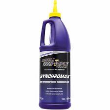 Royal Purple Synchromax Synthetic Mtf Quart 6512