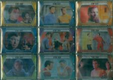 Star Trek Inflexions 100 Card Base Set