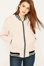 urban outfitters renewal vintage surplus wolle blouson-rosa-s-rrp £ 55