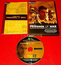 PRISONER OF WAR Pc Versione Ufficiale Italiana ○ COMPLETO - C1