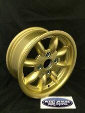 Revolution 8 spoke Classic - Ford Group4 Escort - 6x13 Rally Alloy Wheel Gold