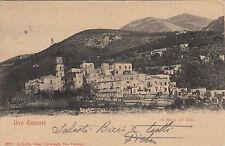 NP6104 - VICO EQUENSE NAPOLI - S. MARIA DEL TORO VIAGGIATA 1904