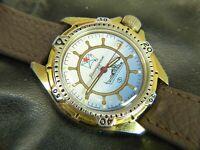 Vostok Wostok Navi Komandirskie commander Watch 17j 2414A cal