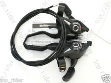 Shimano ST-EF51 3 X 7 Speed Shifter/V-Brake Lever w/ 180cm Shifter Cable Housing
