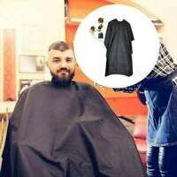 Unisex Professional Hair Cutting Salon Barber Hairdressing Gown Cape Shave Apron