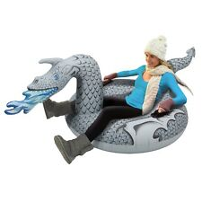 Mother of Dragons Winter Snow Sled - Winter is Coming - Rule The Iron Throne