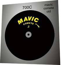 MAVIC COMETE +-  DISC 700C  REPLACEMENT DECAL SET FOR 1 DISC