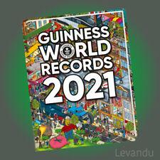 GUINNESS WORLD RECORDS 2021 | Das Guinness Buch der Rekorde (deutsche Ausgabe)