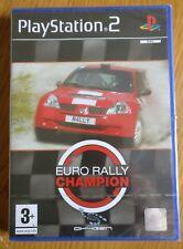 NEW - Euro Rally Champion (Sony PlayStation 2, 2004)