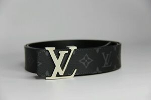 Louis Vuitton belt REVERSIBLE LV INITIALES BELT 40 MM AUTHENTIC