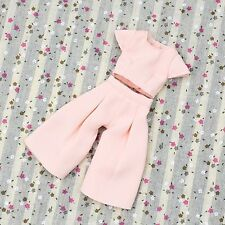 "New for 12"" Neo Blythe doll Takara doll Pink Clothes T-Shirt/Pants 2pcs"