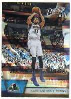 2016-17 Panini Prestige Horizon Parallel #60 Karl-Anthony Towns Timberwolves