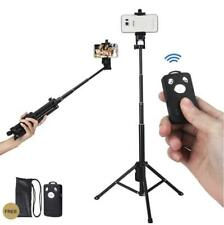 Yunteng VCT 1688 Phone Camera Tripod Selfie Stick Monopod w/ Bluetooth 1/4""