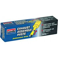 GRANVILLE EXHAUST ASSEMBLY PASTE SEALANT SEALER 140g LEAK PROOF JOINTS FREE POST