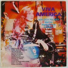 Pochette Moto 33 tours Dick Palmer Viva América