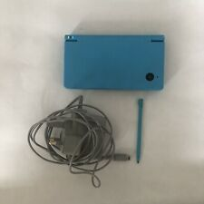 Nintendo DSi Sky Blue with Charger & Stylus | Tested & Working